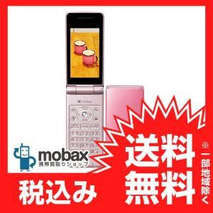 キャンペーン◆※〇判定 ※保証期限切れ 【新品未使用】 SoftBank COLOR LIFE3 103P [ピンク] 白ロム|mobax