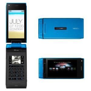 ★キャンペーン中★【新品未使用】au by KDDI REGZA Phone T004 アズールブルー 白ロム|mobax