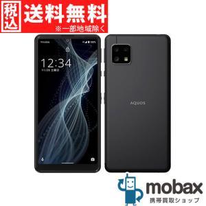 ◆キャンペーン《SIMロック解除済》※判定〇【新品未使用】 Y!mobile AQUOS sense4 basic A003SH [ブラック] 白ロム SHARP(SIMフリー)|mobax