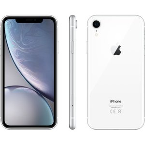 iPhone XR 128GB 本体 SIMフリー 新品未開封  White ホワイト  Apple...