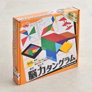 知育玩具 パズル 木製パズル 子供 トイ オモチャ 知育パズル 木製玩具 おもちゃ 知の贈り物シリーズ 脳力タングラム 101問テキストブック付き ラッピング無料