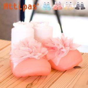 ベビーシューズ baby shoes Attipas Corsage(アティパス コサージュ) S....