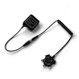 5in1コネクタ「充電器とマルチコネクタのお得なセット」AC充電器+カールコードコネクタ:A-set|mobi|02