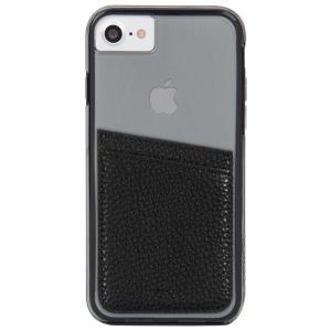 Case-Mate/ケースメート ID Pockets ブラック カードホルダー機能搭載|mobile-f