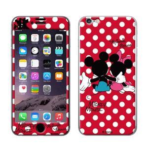 iPhone6 iPhone6S 【Disney(ディズニー)xGizmobies(ギズモビーズ)】 「Chirdlen」 ミッキー ミニー プロテクター カバー|mobile-f