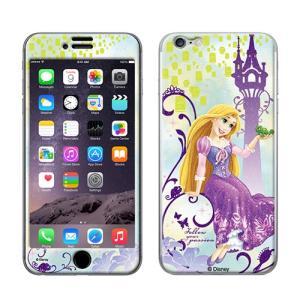iPhone6 iPhone6S 【Disney(ディズニー)xGizmobies(ギズモビーズ)】 「Rapunzel&Pascal」 ラプンツェル プロテクター カバー|mobile-f