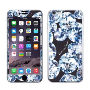 iPhone6 iPhone6S 【DRESSCAMP(ドレスキャンプ)×Gizmobies(ギズモビーズ)】 「Diamond」 プロテクター カバー|mobile-f