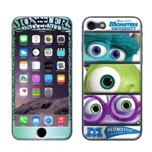 iPhone8 iPhone7 Gizmobies(ギズモビーズ)xDisney(ディズニー) 「MU」 モンスターズインク サリー マイク|mobile-f