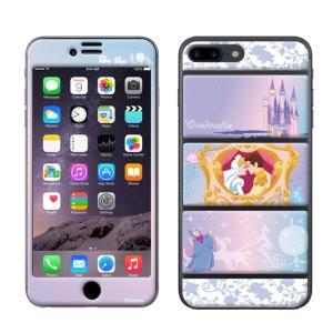 iPhone7Plus 専用 Gizmobies(ギズモビーズ)xDisney(ディズニー) 「Dreamy fantasy」 プロテクター シンデレラ プリンセス|mobile-f