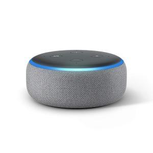 Amazon Echo Dot 第3世代 - スマートスピーカー with Alexa、ヘザーグレー