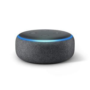 Amazon Echo Dot 第3世代 - スマートスピーカー with Alexa、チャコール