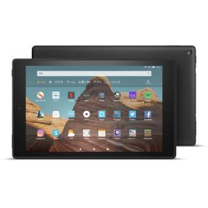 Amazon Fire HD 10 タブレット (10インチHDディスプレイ) 64GB - ブラッ...