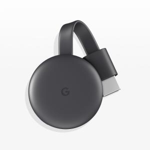 Google Chromecast チャコール GA00439-JP
