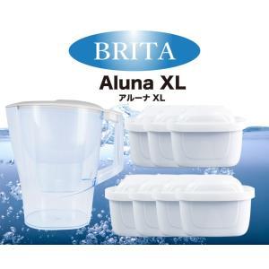 ブリタ ポット アルーナ XL 3.5L マクストラ カートリッジ 7個入セット BRITA MAXTRA  送料無料 卓上 浄水ポット|mobile-garage1|02
