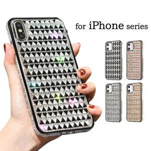 iPhone12 ケース iPhone12 mini 12 Pro Max iPhone11 おしゃれ iPhone11 Pro iPhone11 Pro Max iPhone XR XS X 8 スマホケース デコ ラインストーン キラキラ|mobilebatteryampere