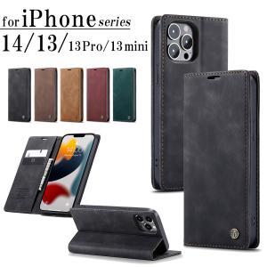 iPhone13 Pro mini ケース 手帳型 カバー お洒落 スマホ フェイクレザー 衝撃吸収 ソフト 黒 カード入れ|mobilebatteryampere
