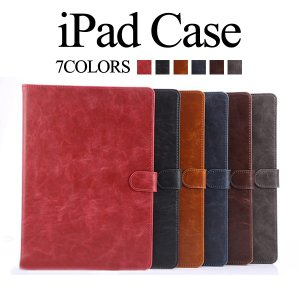 iPad ケース 手帳型 カバー 液晶保護フィルム+タッチペン3点 セット mini4 mini Air 2 pro 9.7 mini2 Xperia Z3 Tablet Compact 軽量 スリム レザー|mobilebatteryampere