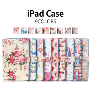 iPad ケース 第6世代 iPad ケース 液晶保護フィルム+タッチペン3点 セット カバー mi...
