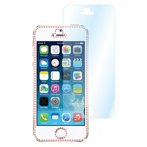 iPhone5s / iPhone5c / iPhone5 AFP液晶保護フィルム 指紋防止 自己修復 防汚 気泡消失 ASDEC アスデック AFP-IPN03|mobilefilm