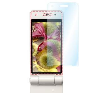 docomo P-01F AR液晶保護フィルム 映り込み抑制 高透明度 携帯電話 ASDEC アスデック AR-P01F|mobilefilm