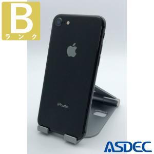 iPhone 8 64GB スペースグレイ SIMフリー 中古 Bランク|mobilefilm