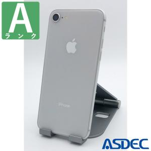 iPhone 8 64GB シルバー SIMフリー 中古 Aランク|mobilefilm
