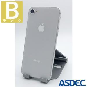 iPhone 8 64GB シルバー SIMフリー 中古 Bランク|mobilefilm