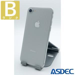 iPhone 8 64GB シルバー SIMフリー中古 Bランク|mobilefilm