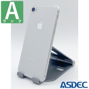 iPhone8 64GB シルバー SIMフリー 中古 Aランク|mobilefilm