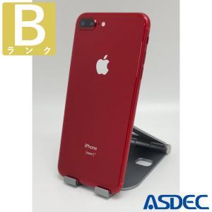 iPhone8Plus 64GB レッド SIMフリー 中古 Bランク|mobilefilm