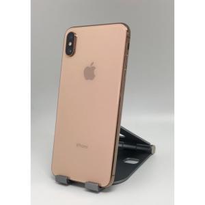 【中古・Aランク 国内版SIMフリー】iPhone XS Max 64GB ゴールド 利用制限○