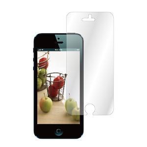 iPhone5 / iPhone5s / iPhone5c ノングレア液晶保護フィルム2 反射防止 防指紋 ASDEC アスデック ND-IPN02|mobilefilm