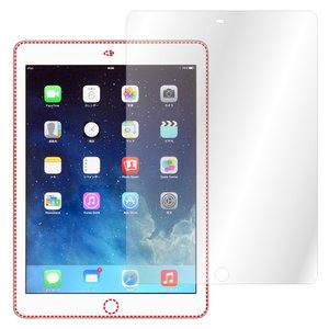 iPad Air ノングレア液晶保護フィルム3 防指紋 反射防止 ギラつき防止 気泡消失 タブレット ASDEC アスデック NGB-IPA05|mobilefilm