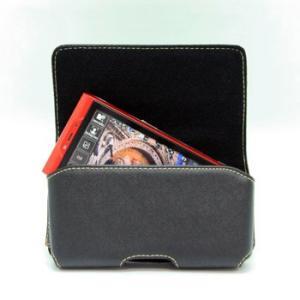 スマートフォン フリーサイズホルダー ヨコ型 スリム カバー ケース ホルダー ASDEC アスデック SH-FS06|mobilefilm