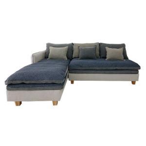 ソファセット カウチソファ カバーリング クッション付きカバーリングソファ FUTON SOFA グレー カウチタイプ(向かって左側カウチ) 0142-sf-mg40-2p-couch-r