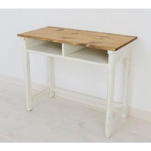 シェルフデスクB Shelf Desk デスクのみ パイン家...
