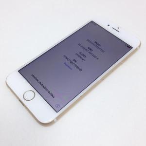 iPhone6 16GB ゴールド docomo...の商品画像