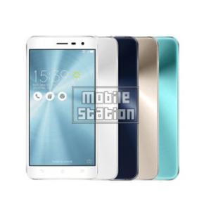 【中古】Zenfone3 3GB 32GB ブラック SIMフリー 美品 ASUS ZE520KL ネットワーク永久保証 スマホ 本体