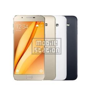 【中古】SCV32 ゴールド au Cランク Samsung Galaxy A8 ネットワーク半年保証 スマホ 本体