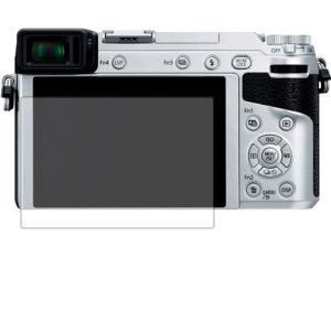 Panasonic LUMIX GX7 MarK2 DMC-GX7MK2-S 用 高硬度9H アンチ...