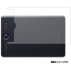 Wacom Intuos Pro Medium PTH-660/K0 用 N40 反射防止 マットバ...