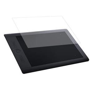 ワコム Intuos Pro medium PTH-651/K1 用 N35-A4 防指紋 光沢バブ...