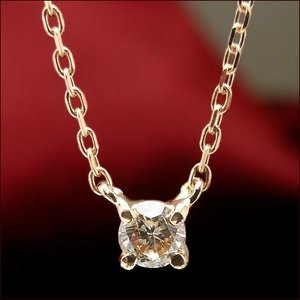 ★☆きらきらダイヤモンドで胸元飾る★☆   材 質 K10ホワイトゴールド  K10イエローゴールド...