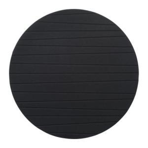 IKEA/イケア 食卓・マット PANNAプレースマット, ブラック(001.340.71)|moblife