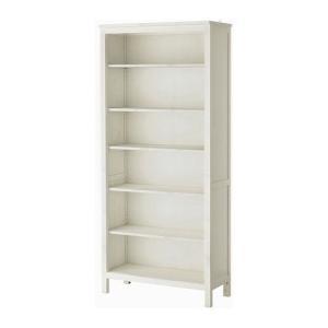 IKEA イケア 壁面収納家具 本棚 書棚 HEMNES  ホワイトステイン