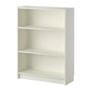 IKEA・イケア 書棚・リビング収納 BILLY (ビリー)  書棚,ホワイト, 80x28x106 cm (002.638.45)|moblife