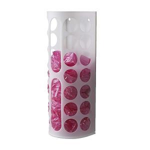 IKEA・イケア キッチン・キッチン収納 VARIERA プラスチック袋ディスペンサー, ホワイト (101.365.12)|moblife