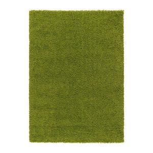 IKEA・イケア ラグ・リビングルーム HAMPEN ラグ パイル長, ブライトグリーン, 133x195 cm (102.037.71)|moblife