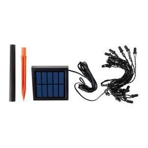 IKEA・イケア 照明・ランプ SOLARVET LEDライトチェーン 全24球, 屋外用, 太陽電池式 (102.996.41)|moblife