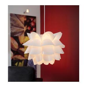 IKEA・イケア 天井照明・シーリングライト 照明・ランプ KNAPPAペンダントランプ, ホワイト(200.767.96)|moblife